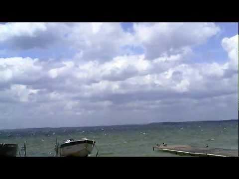 Memory: Beautiful Day On A Madison Beach