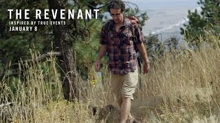 The Revenant | Shouldn't Be Alive: Cedar Wright [HD] | 20th Century FOX