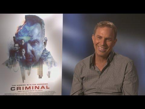 Criminal: Kevin Costner on reuniting with Gary Oldman and Tommy Lee Jones