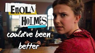 enola holmes should've been a tv show (a review) 🔎📰💐