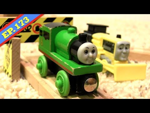 Percy Gets a Promotion | Thomas & Friends Wooden Railway Adventures | Episode 173