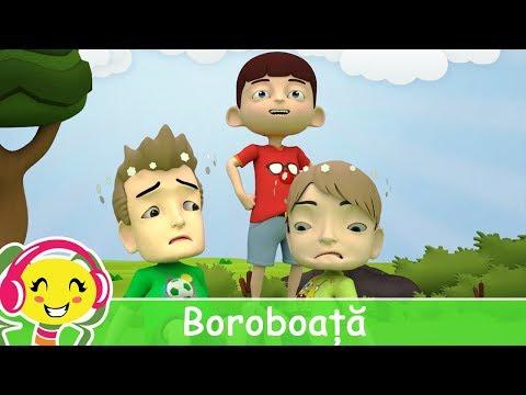Cantecele pentru copii - Boroboata