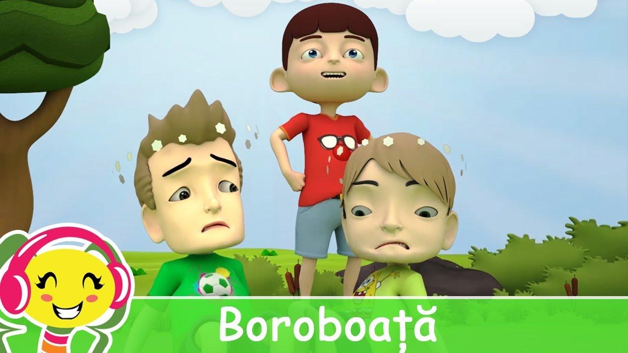 Boroboata - Cantec Animat Pentru Copii