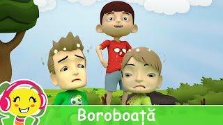 Repeat youtube video Boroboata - Cantec Animat Pentru Copii