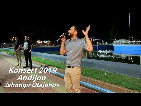 Jahongir Otajonov - Konsert 2019 Andijon
