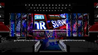WWE Survivor Series 2017 Opening Pyro Concept 2