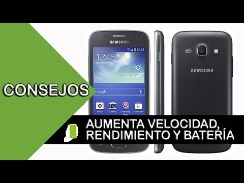 Samsung Galaxy Ace 3 tips y trucos (aumenta velocidad, rendimiento y batería) Parte #1