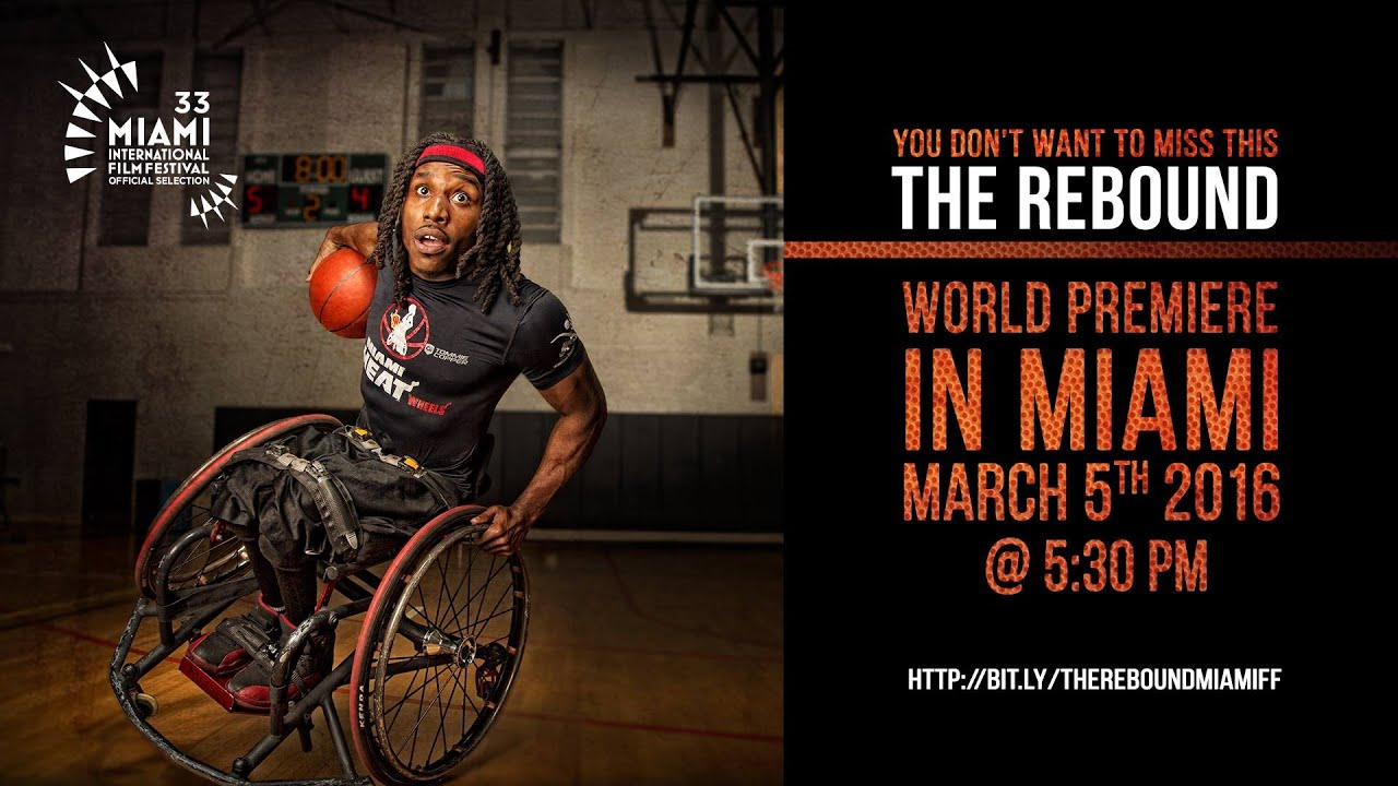 Download Wheelchair Basketball Documentary  The Rebound OFFICIAL TRAILER #1