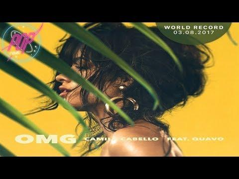 Camila Cabello anuncia OMG feat. Quavo & Havana feat. Young Thoug