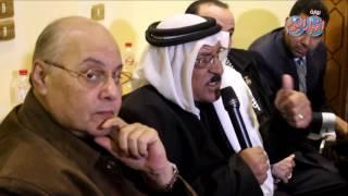 أخبار اليوم | شيوخ القبائل العربية  يعلنون تأييدهم للدولة والجيش والشرطة