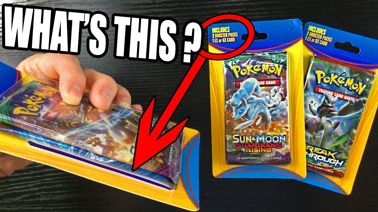Gx Ex Cards Guaranteed In Weird Pokemon Packs New Opening