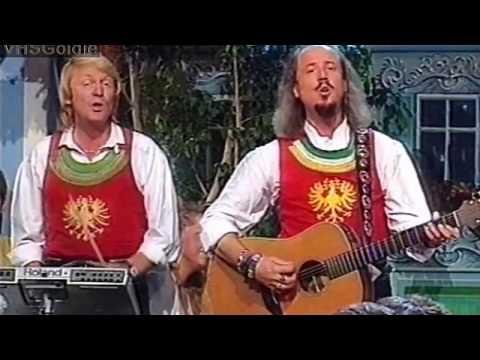 Zillertaler Schürzenjäger - Wenn die Nacht kommt - 1993