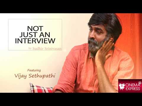 I am Vijay Sethupathi in every role: Vijay Sethupathi | Vikram Vedha | Not Just an Interview