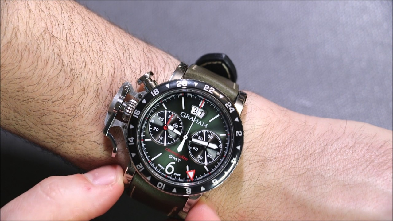 review watches on graham reviews watch chronofighter ablogtowatch brands vintage hands information