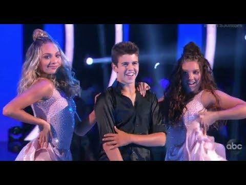 Mackenzie Ziegler & Sage Rosen - DWTS Juniors Episode 6 (Dancing with the Stars Juniors) letöltés