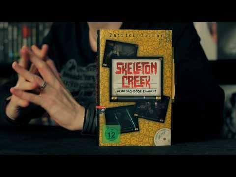 Skeleton Creek: Wenn das Böse erwacht - Patrick Carman (Video-Rezension)