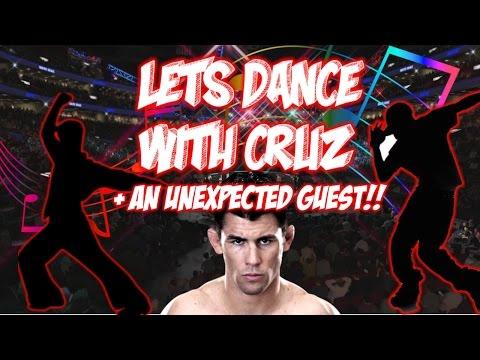 DANCING ONLINE WITH CRUZ!!