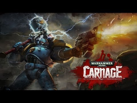 Геймплей Warhammer 40,000: Carnage