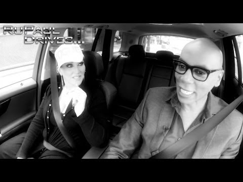 RuPaul Drives... Michelle Visage