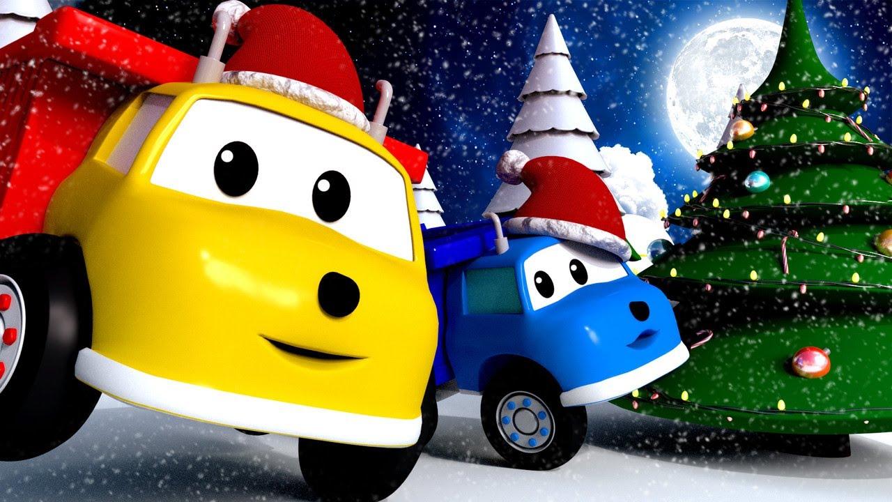 早教卡通— 装饰圣诞树 - 和翻斗车伊森学习  Learn with Ethan the Dump Truck 👶 幼儿早教卡通: Educational Cartoons for Kids
