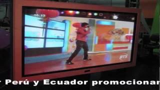 Jonathan Moly Gira Triunfal por Perú y Ecuador (twitter @jonathanmoly)