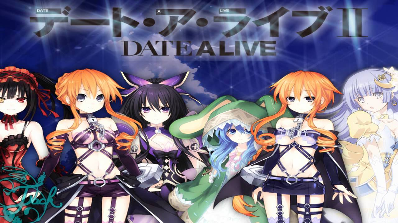 Date Alive Ll OST 16 Q A Attention Question Full Size DOWNLOAD