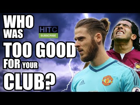 TOO GOOD FOR YOUR CLUB: Every Premier League Club
