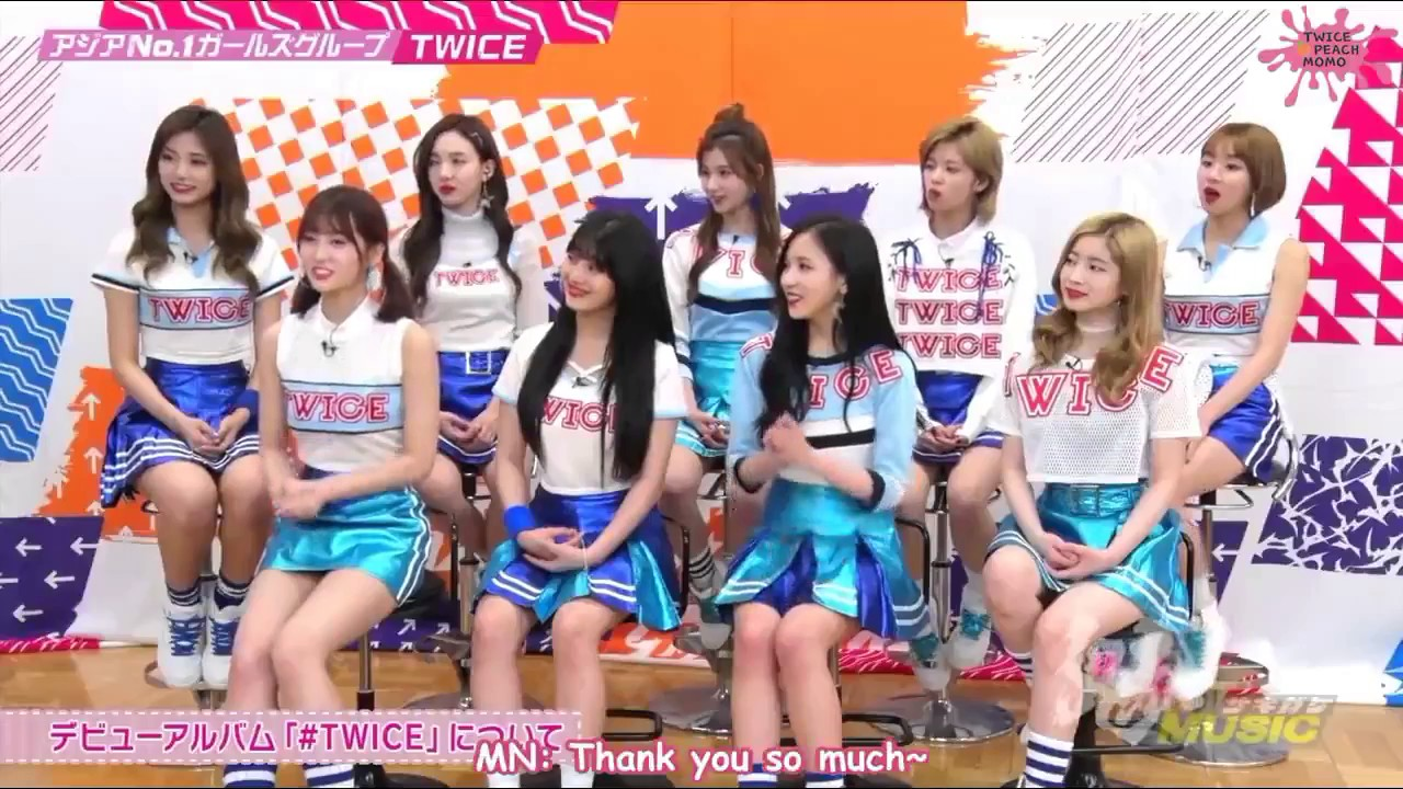 [Engsub] 170629 TWICE Interview In Japan @ Cute