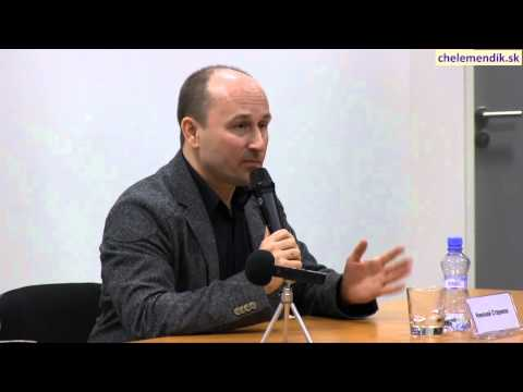 Николай Стариков в Братиславе - ответы на вопросы