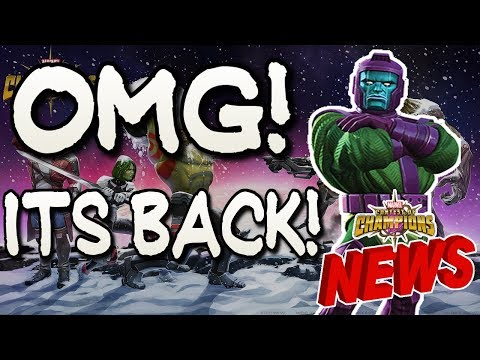 5 STAR KANG! Gifting Event Returns + More Breaking News [Marvel Champions News]