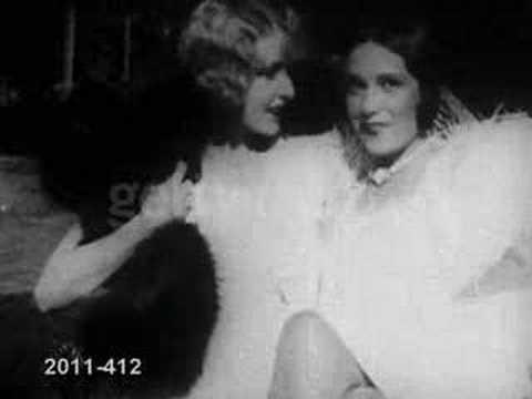 Claire Windsor and Dolores Del Rio