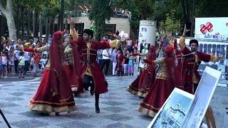 Азербайджан своим ходом || Шопинг в Баку || Улица Низами || Бакинский бульвар || Я люблю Баку