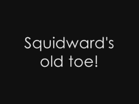SpongeBob Squarepants Theme Song Backwards (Swearing Warning)