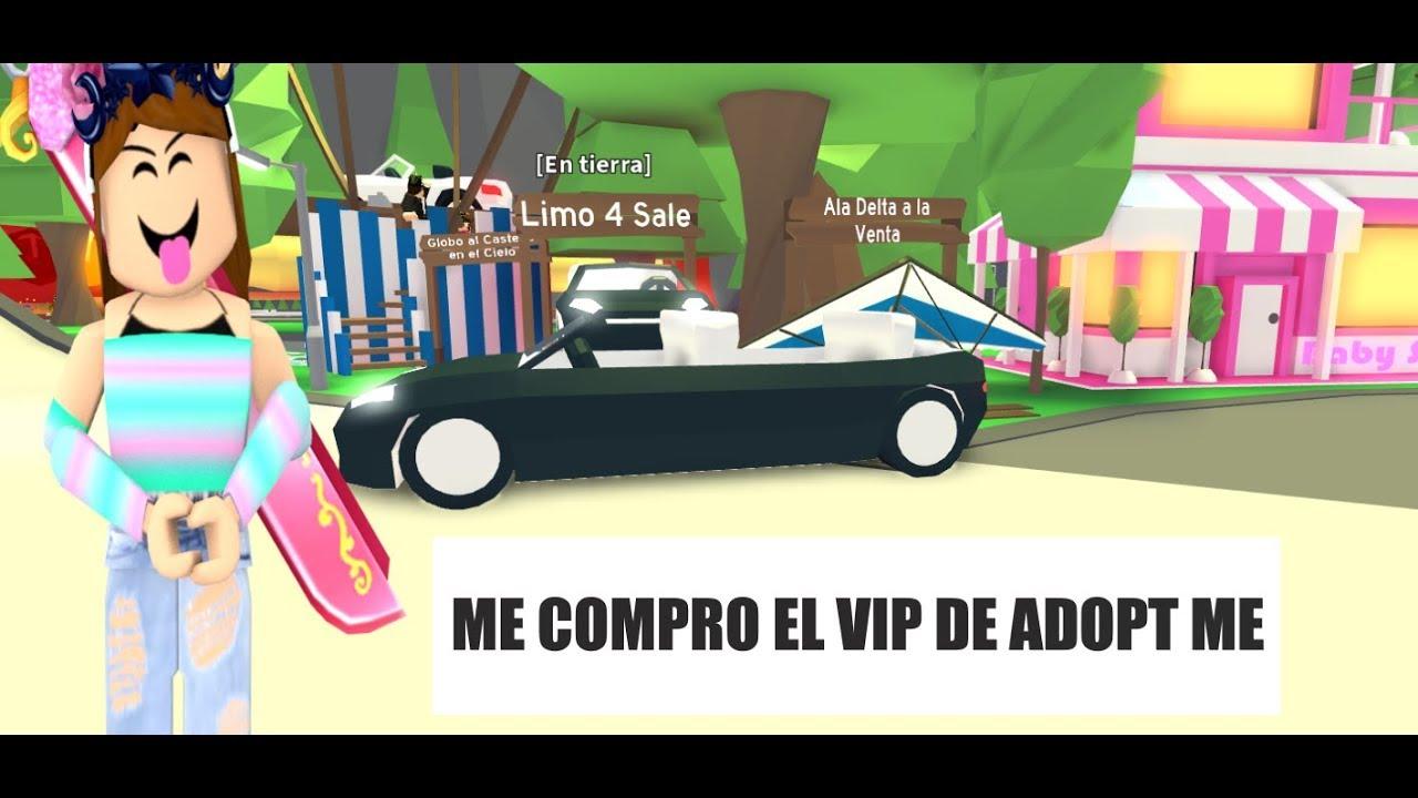 Me Compro El Vip En Adopt Me Review Roblox - codigos para adopt me roblox 2019 junio