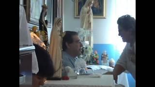 vuclip Jean de Dieu guerisseur Abadiania film Couleur lumière extrait 8 mn.avi - casadejeandedieu.com
