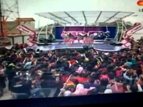 Cherrybelle - Pergi Ke Bulan at Inbox 03-01-2014