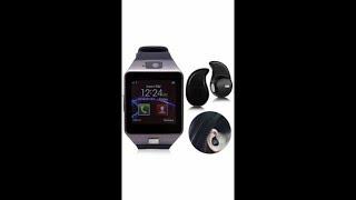 Unboxing:I Kall k2 8(dzo9)smart watch.