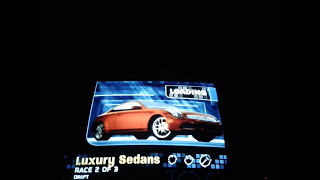 midnight club 3 dub remix the luxury sedans tournament in tokyo race track