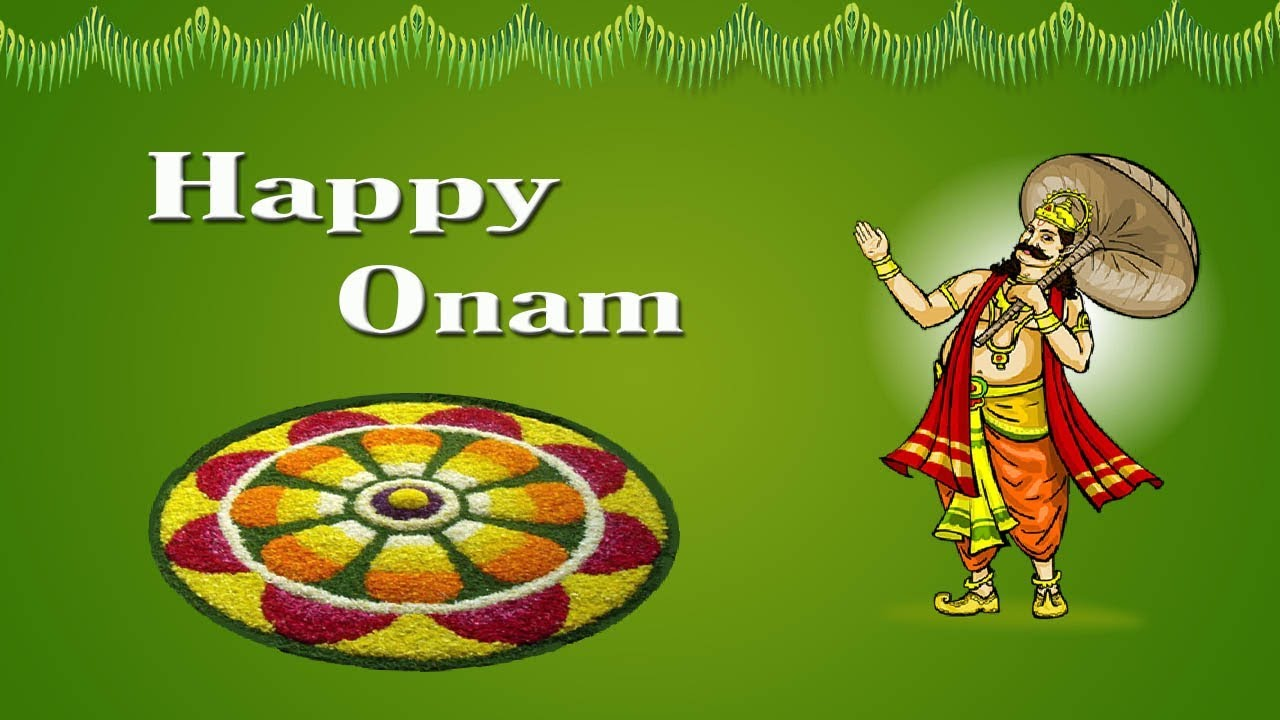 How To Create An Animated Onam Greeting Card In Photoshop Youtube