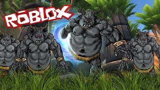 Roblox | MONSTER ISLAND-batalhas Portal! (Roblox Adventures)