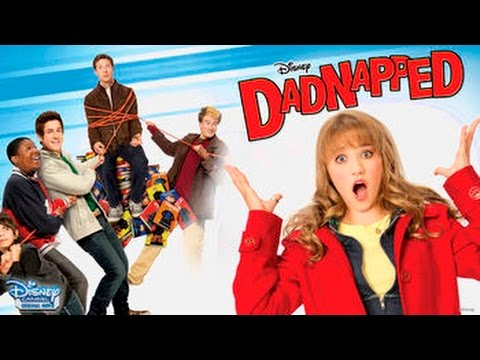 Dadnapped (2009) with Emily Osment, David Henrie, Jason Earler movie