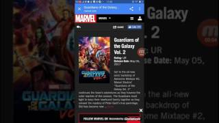 How to download Guardians of the Galaxy Vol.2