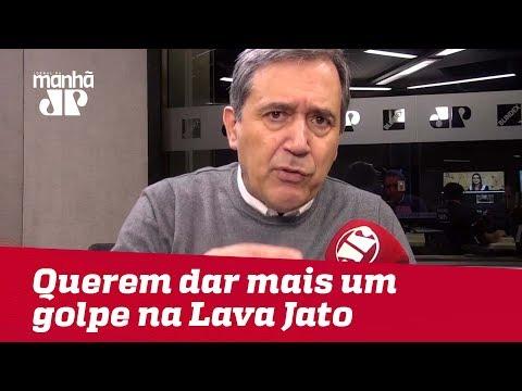 Querem dar mais um golpe na Lava Jato | Marco Antonio Villa