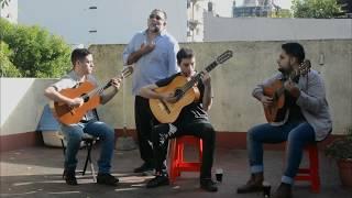 TINTA ROJA - Rodrigo Mancilla y La Guardia Nueva
