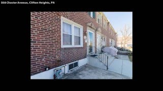 508 Chester Avenue, Clifton Heights, PA