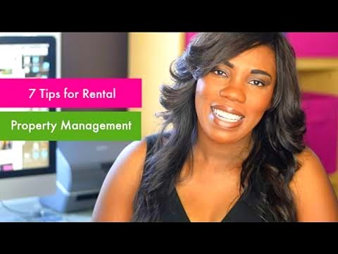 Landlord Tips : 7 Rental Property Investing Tips
