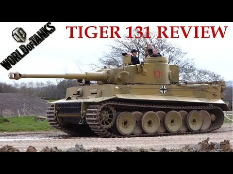 WORLD OF TANKS // TIGER 131 Review!
