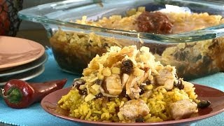 Casserole Recipes - How To Make Mexican Casserole