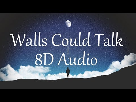 Halsey - Walls Could Talk (8D AUDIO)