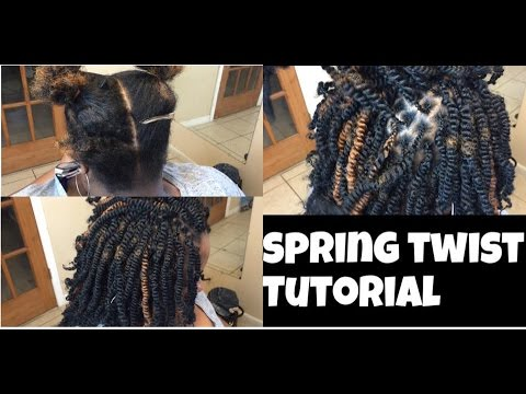39 Spring Twist Youtube